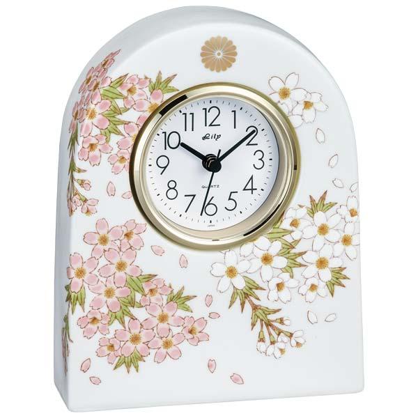 SD-3101陶時計 色彩花