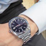 【お客様レポートno.250】紺色ダイヤルが美しいグランドセイコー誕生60周年記念限定クォーツモデルSBGP007