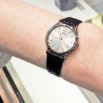 【お客様レポートno.326】・腕にしっくりくるサイズ感や軽量なところに惹かれて…クレドールGCAR011  ・メタルの色やデザインに惹かれて…カシオG-SHOCK GM-110B-1AJF